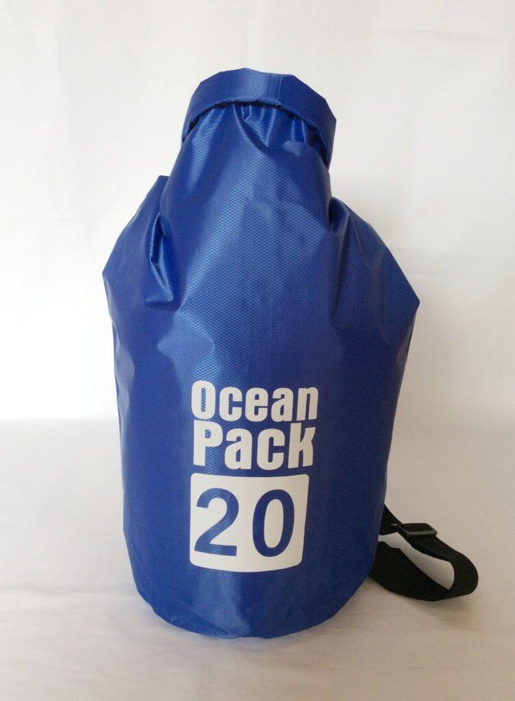 防水バッグのOEM生産