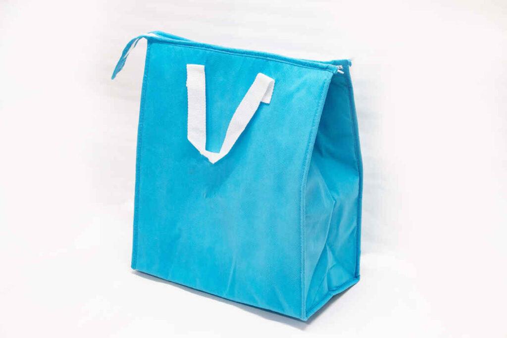 保冷不織布バッグのOEM生産