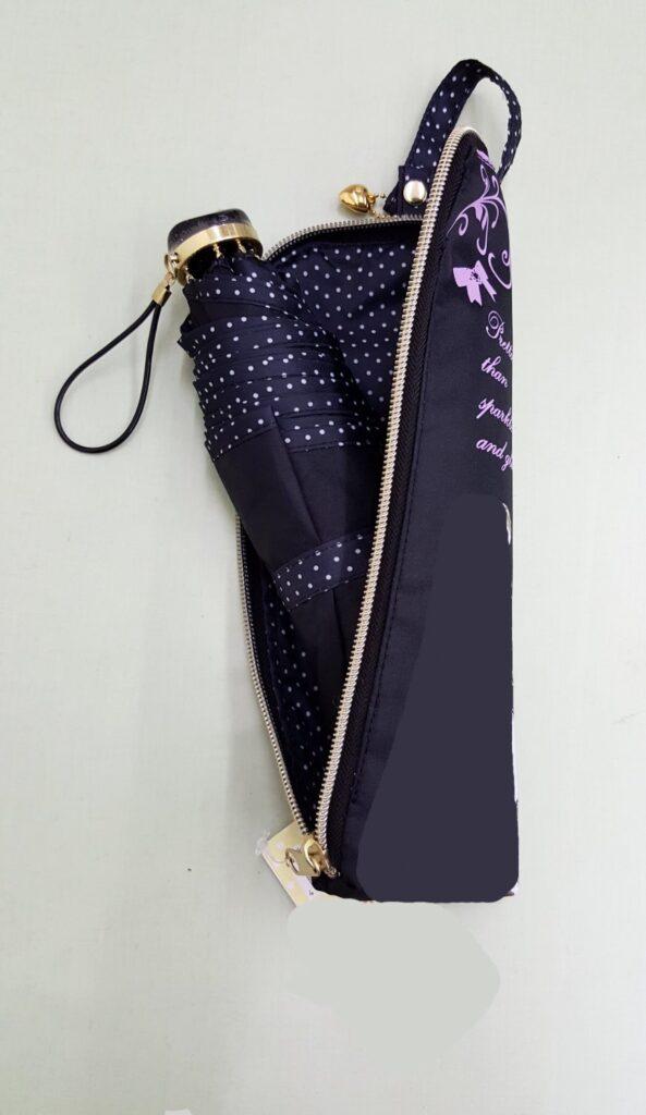 晴雨兼用折り畳み傘のOEM生産
