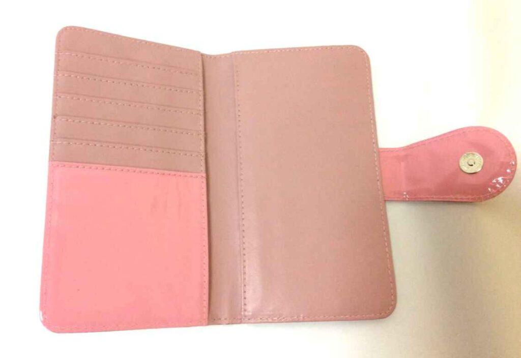 カードケース(ボタン止め)のOEM生産